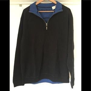 Reversible Tommy Bahama 1/4 Zip Pullover